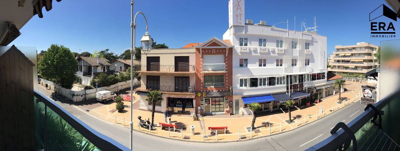 Studio avec balcon et parking Moulleau 33120 Arcachon